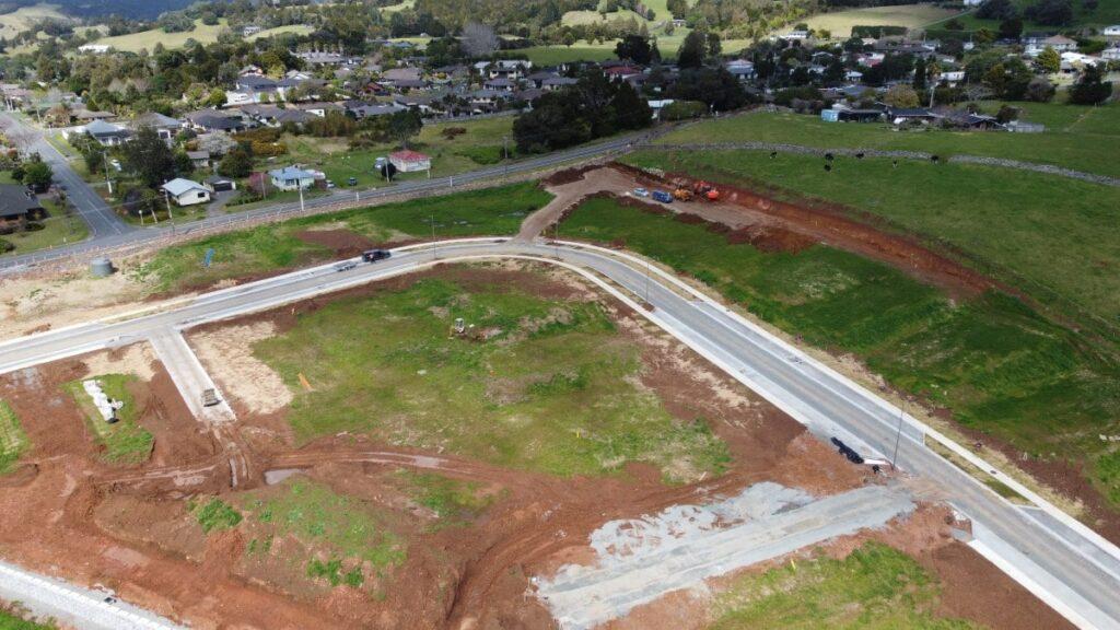 The James development - 14th September 2021